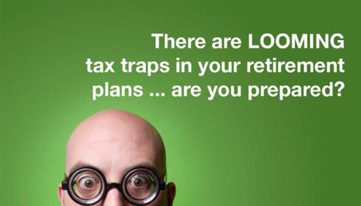 401(k) A Looming tax trap