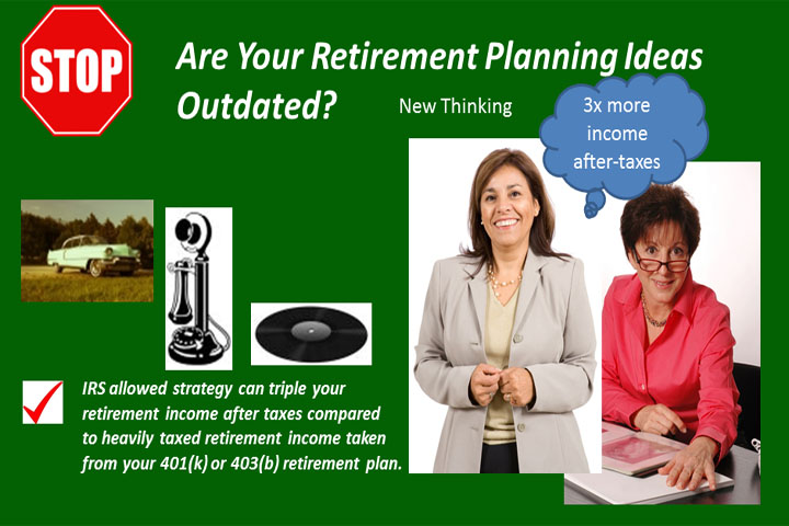 Know your retirement plan options.  Request your free retirement plan comparison. Results are eye opening.