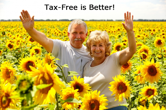 The tax-free pension alternative known as a tax-free IUL is better than a 401(k).  It is what you keep after-taxes that counts.
